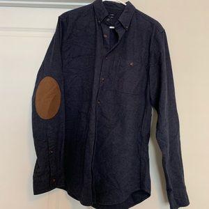 Men's J.Crew Flannel Button Down